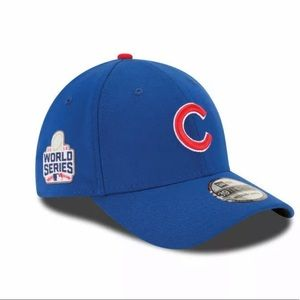 Chicago Cubs Limited Edition 2016 World Series Cap
